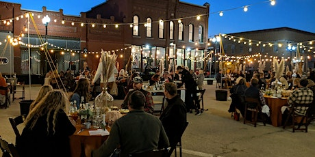 Third Annual Harvest Gathering Farm-to-Table Dinner tickets