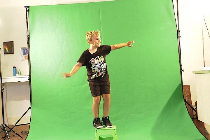KidsNFilm Mira Theater Workshops! image