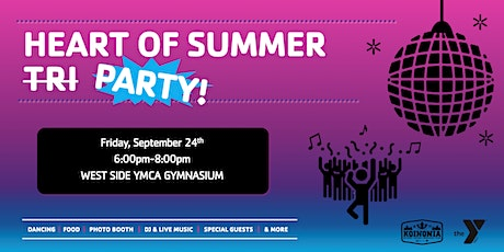 Heart of Summer Party! tickets