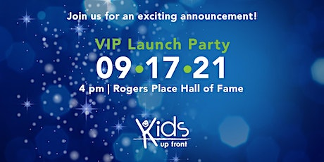 VIP Launch Party 2021 tickets