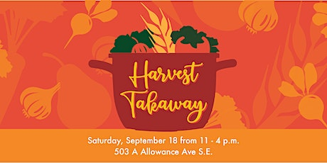 The 2nd Annual Mustard Seed Harvest TakeAway tickets