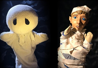 The Not-So-Spooky Ghost by Wonderspark Puppets tickets
