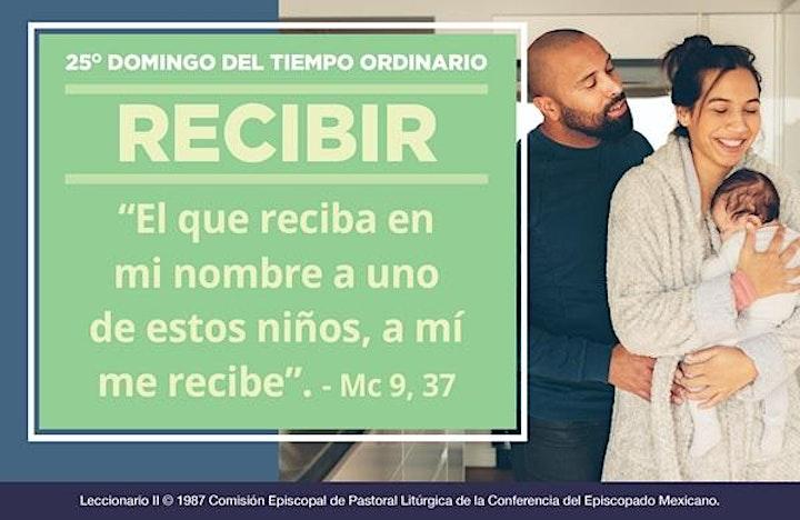 Mass 7PM, September 18th (Spanish) image