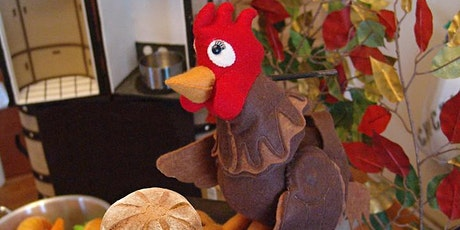 The Little Red Hen by Wonderspark Puppets tickets