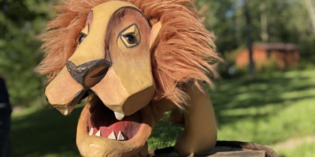 The Lion & The Mouse by Wonderspark Puppets tickets