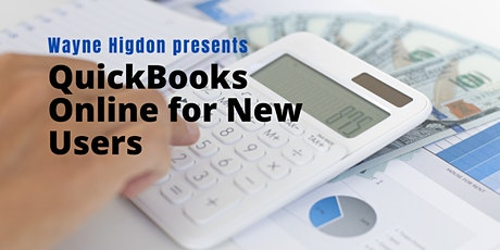 QuickBooks Online for New Users tickets