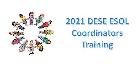 2021 Arkansas ESOL Coordinators Meeting tickets