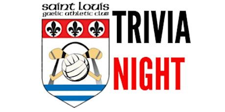 2021 STLGAC Trivia Night tickets