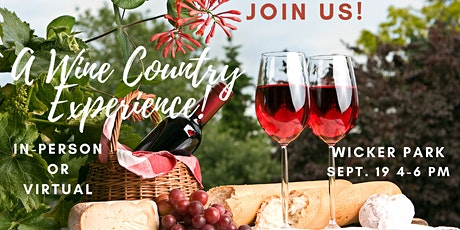 A  Wine Country Experience tickets