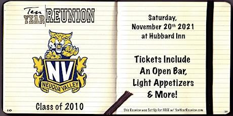 Neuqua Valley Class of 2010: Eleven Year Reunion! tickets