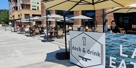 Dock & Drink Networking Event hosted by Stell, HVBA, and Cavalry Consulting tickets