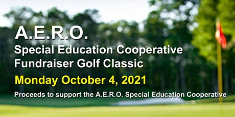 A.E.R.O. Special Education Cooperative Fundraiser Golf Classic tickets