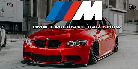 BMW Exclusive Car Show 2021 tickets
