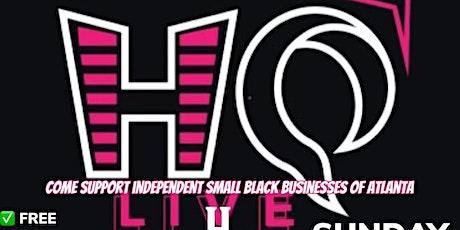 HQ Live Premier Pop Up Shop tickets