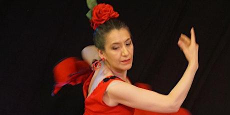 Flamenco nybörjare  1 tickets
