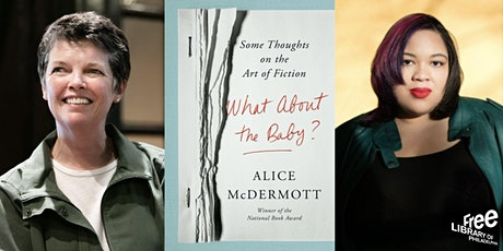 VIRTUAL- Alice McDermott | What About the Baby? Some Thoughts on... tickets