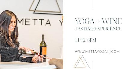 VinoVinyasa- A Yoga + Wine Experience tickets