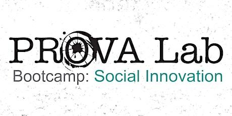Social Innovation Bootcamp tickets