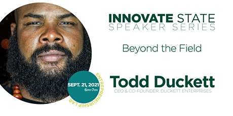 Innovate State: Beyond the Field tickets