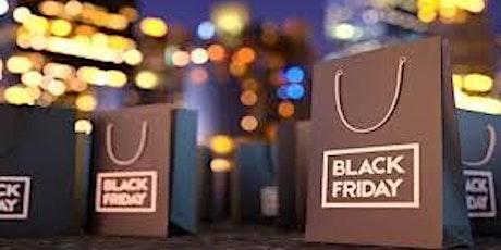 Vendorhood Plaza's Black Friday Virtual Vendor Event tickets