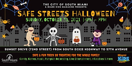 Spooktacular Safe Streets Halloween Party! tickets