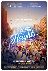 Saturday Afternoon Movie - In The Heights tickets
