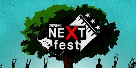 NEXTfest 2021 tickets