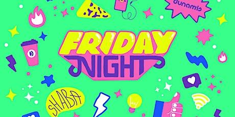 Dunamis Friday Night ingressos