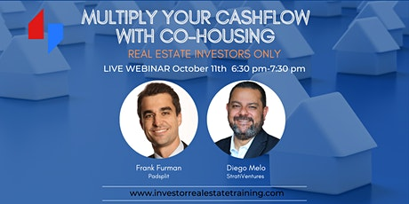 Multiply Your Cashflow With Co-housing tickets