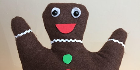 The Gingerbread Man by Wonderspark Puppets tickets