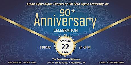 Tri-Alpha 90th Anniversary Celebration and Scholarship Fundraiser tickets