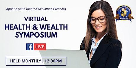 Virtual Health & Wealth Symposium tickets