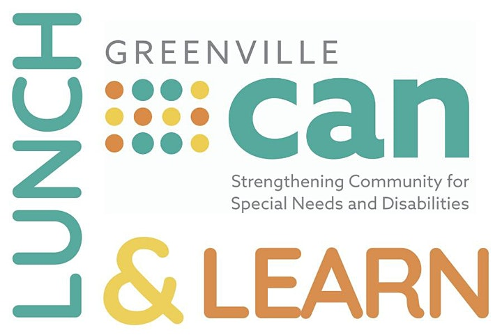 Greenville CAN October Lunch & Learn image