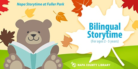 Storytime in the Park: Napa Bilingual (Spanish) tickets