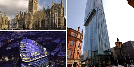 """Expert, Official, """"Discover Manchester"""" FREE tour with Ed Glinert tickets"""