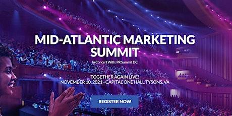 2021 Mid-Atlantic Marketing Summit tickets