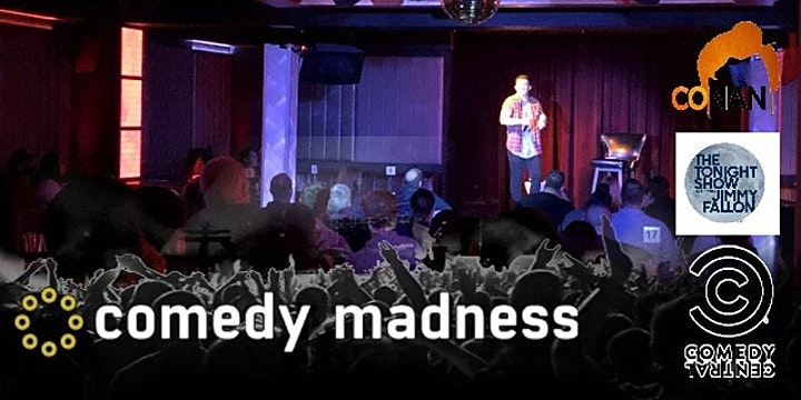 Discount Tickets To the House Of Blues COMEDY MADNESS SHOW image