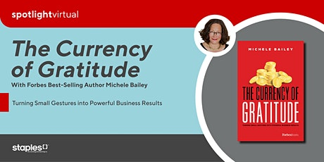 The Currency of Gratitude tickets