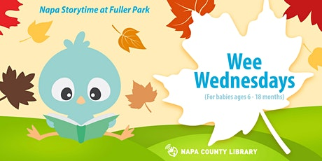 Storytime in the Park: Wee Wednesdays tickets