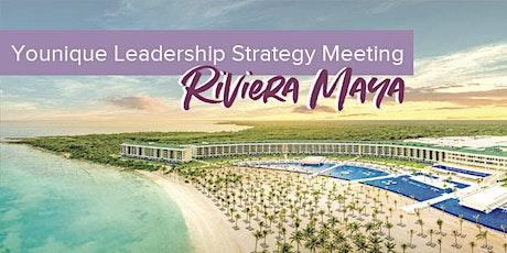 Younique Leadership Strategy Meeting Riviera Maya boletos
