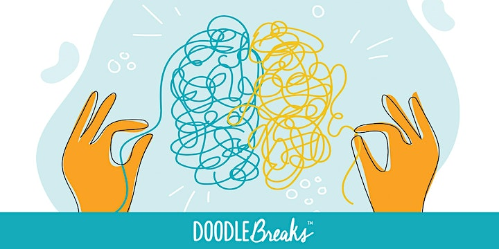 Doodle Breaks™ for Finding Focus, Mindfulness and Managing Change image