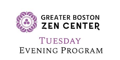 GBZC Tuesday Evening Practice tickets