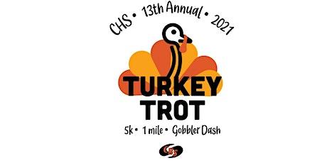 CHS 13th Annual Turkey Trot tickets