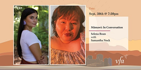 Mâmawi: Selina Boan in Conversation with Samantha Nock tickets