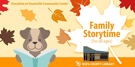 Fall Storytime: Yountville tickets