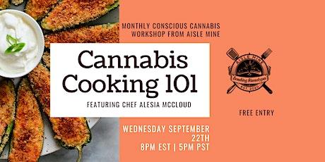 Cannabis Cooking 101 Workshop billets