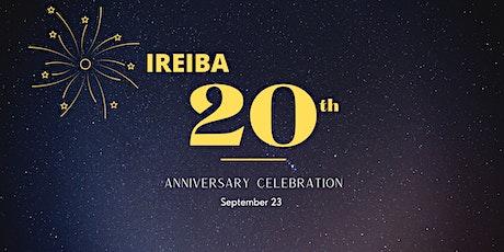 IREIBA's 20th Anniversary Celebration tickets