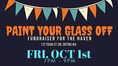 Paint Your Glass Off - Fundraiser tickets
