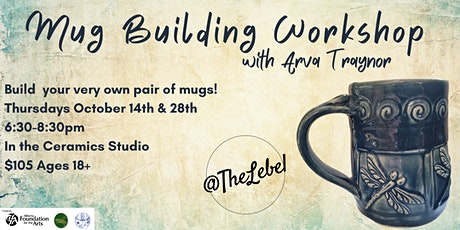 Build a Pair of Mugs With Arva Traynor Workshop tickets