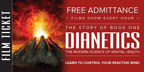 THE STORY OF DIANETICS film screening tickets